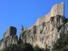 Peyrepertuse chateau Cathare
